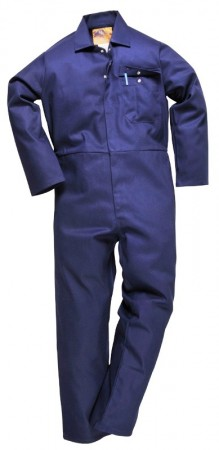 Portwest Fire Safe-Welder Navy Coverall C030