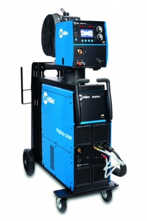Miller MigMatic S400iP Synergic & Plused (415V)