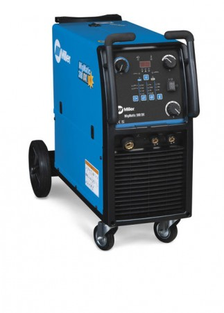Miller Migmatic 380 Deluxe Mig Package (415V)
