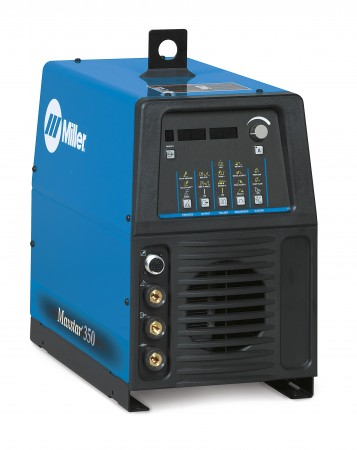 Miller Maxstar 350 DC Air Cooled Tig Package (415V)