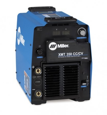 Miller XMT 350 Multi-Process Air Cooled Mig/Mma