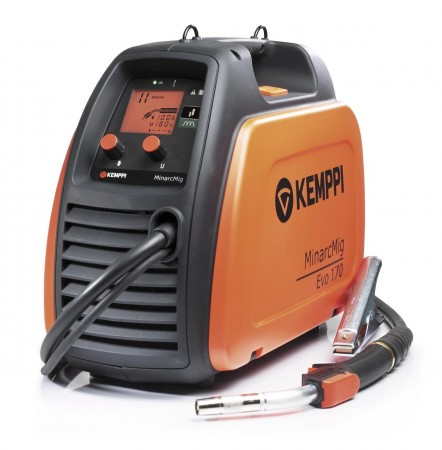 Kemppi MinarcMig Evo 170 Package (240V - 170Amps)