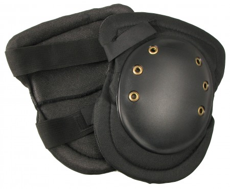 Knee Pads Black H/D