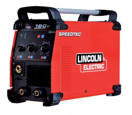 Lincoln Electric Speedtec 180C Multi Process Ready to Weld Package (240V)