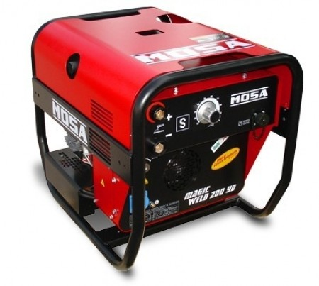 Mosa Magicweld 200 YD Recoil Start - Diesel (200A)