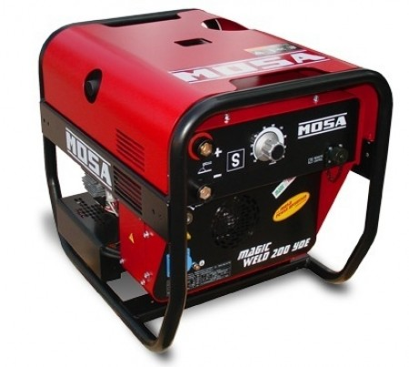 Mosa Magicweld 200 YDE Electric Start - Diesel (200A)
