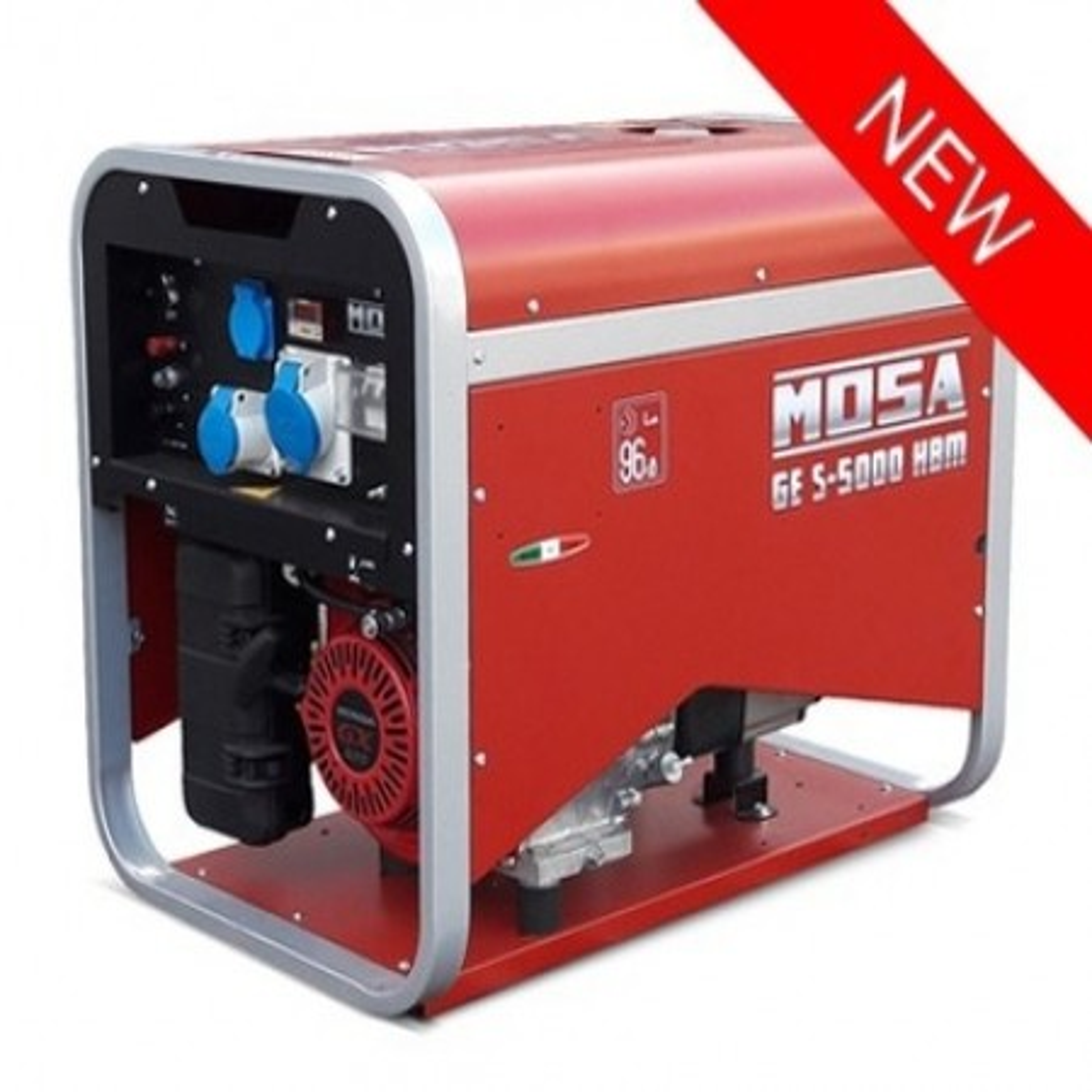 Mosa GE S-5000 HBM - Petrol