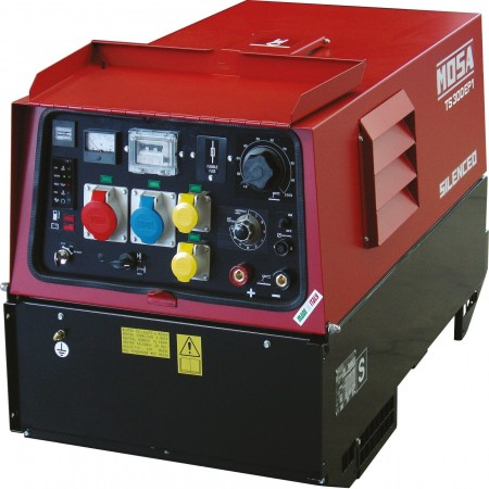 Mosa TS 300 KSX/EL - Diesel (300A)