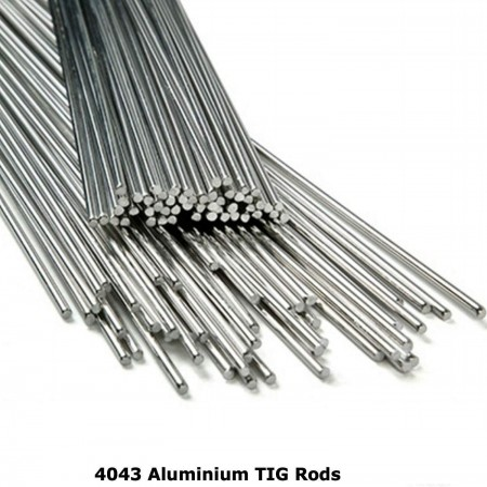 Premier Welding 4043 AlSi5 (NG21) Aluminium Tig Wire 2.4mm 2.5kg