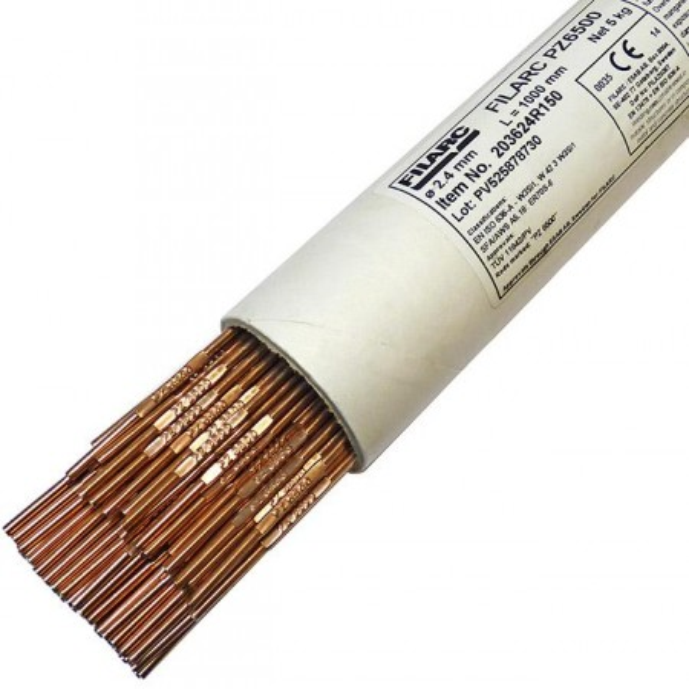 # 3.2mm Pz6500 TIG Wire (5Kg) 203632R150 Er70S-6