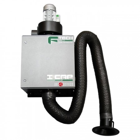 F-Tech ICAP 2.0 H Wall Mounted Fume extraction