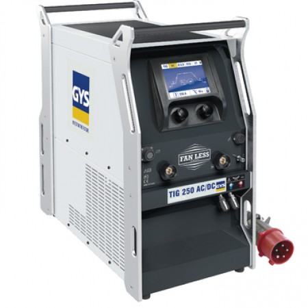 GYS Tig 250 AC/DC Water Cooled Tig Welder (415V)