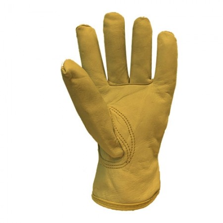 Predator Gold Lined Drivers Gloves