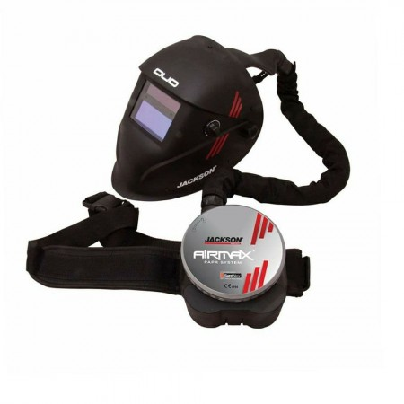 Jackson Airmax PAPR System with Duo Welding Helmet and 4/9-13 ADF