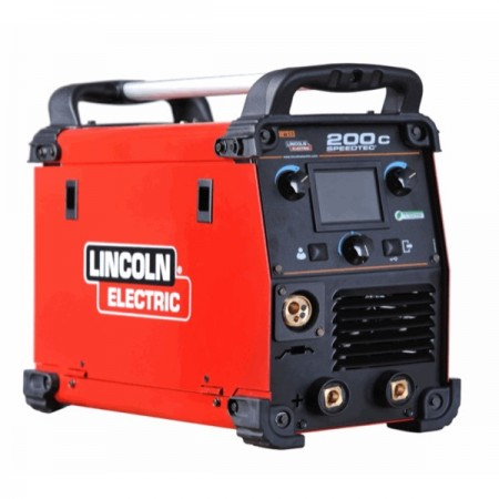 Lincoln Electric Speedtec 200C Multi Process Ready to Weld Package (240V)