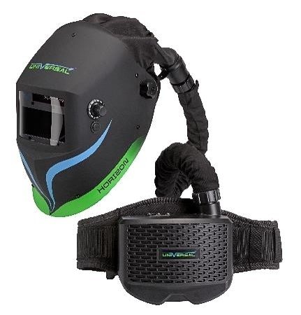 Horizon Automatic Helmet with 9-13 ADF - Complete Package