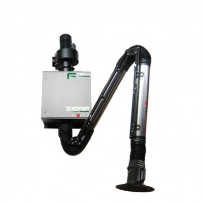 Premier Welding F-Tech ICAP 2.0 H Wall Mounted Extractor - Armotech