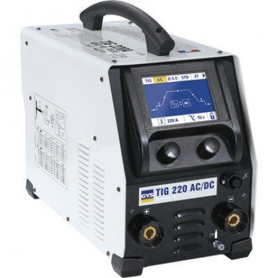 GYS Tig 220 AC/DC Tig Welder - Water Cooled  (110/240V)