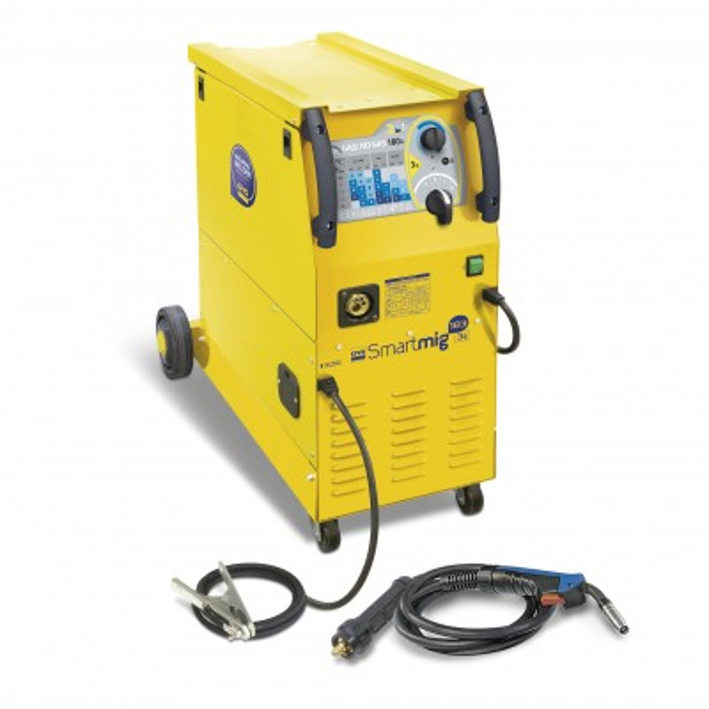 GYS Smartmig 183 Compact MIG Welder (400V)