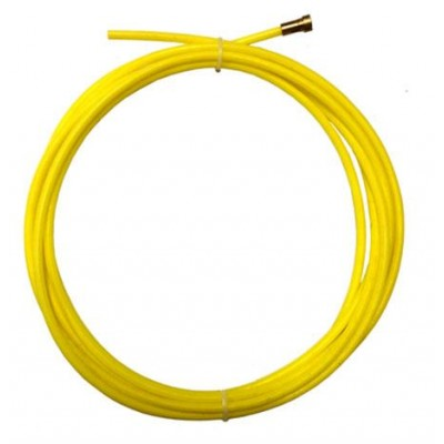Binzel Yellow Plastic coated Liner 4Mtr 124.0042