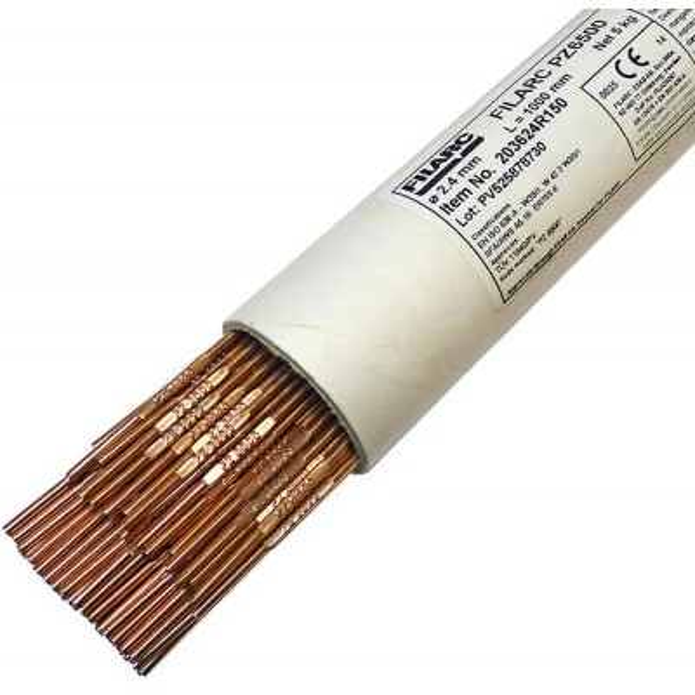 # 2.4mm Pz6500 TIG Wire (5Kg) 203624R150 Er70S-6