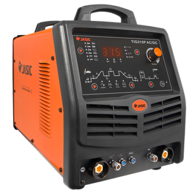 Jasic  Pro Tig 315P AC/DC TIG Welder - Digital (400V)