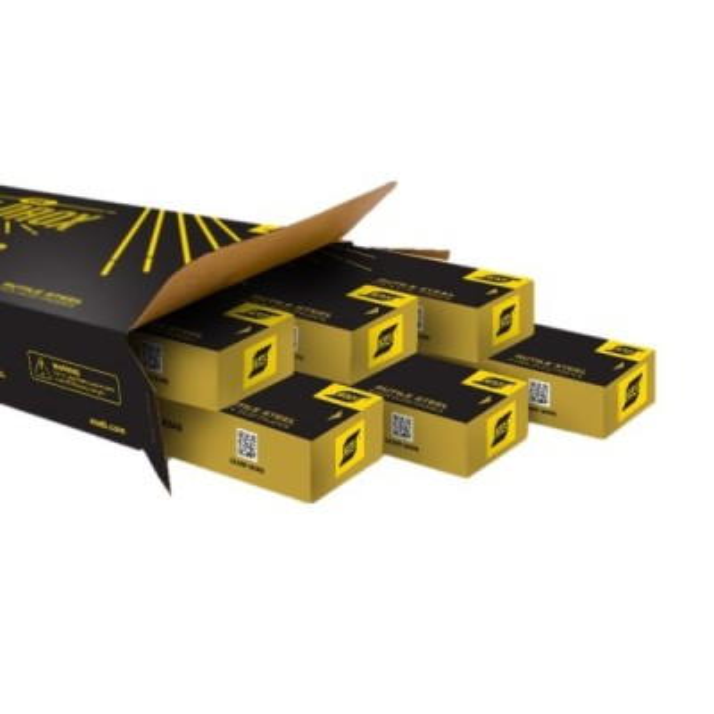 ESAB Goldrox Electrodes 2.5mm 15kg Carton