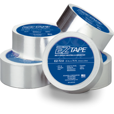 Aquasol EZ Tape® Fully Coated Aluminum Tape