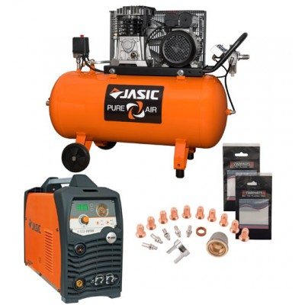 Jasic  Pro Air 80 Plasma Cutter & Compressor (230V)