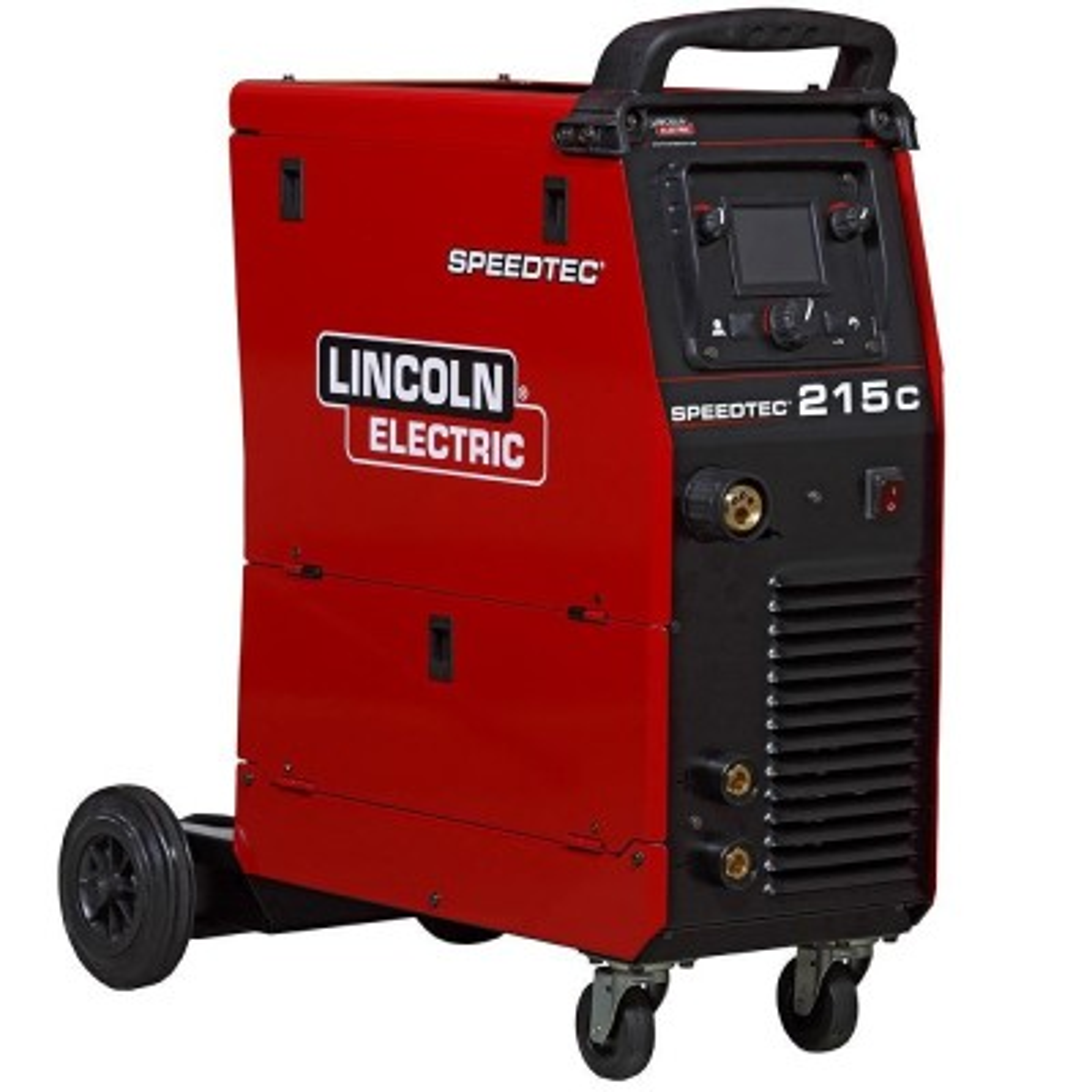 Lincoln Electric Speedtec 215C Multi Process Welder (110V/240V)