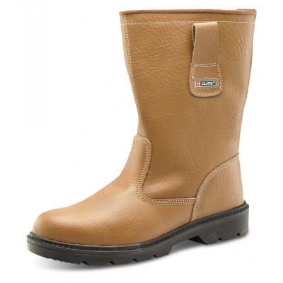 Beeswift Rigger Boot Lined Rbls