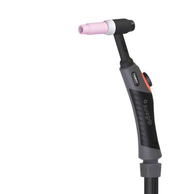 Binzel Parker WP18F Duragrip Ergo Tig Torch - DGT 18F Water Cooled